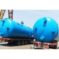 中杰特装氮气罐 氮气储罐 氮气缓冲罐设计制造优选厂家