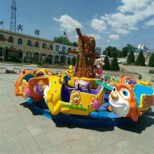 广场儿童水陆战车游乐设备电动打水枪户外激光战喷球车游乐场设施