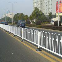 道路隔离护栏 市政隔离防护栏杆 市区道路中心护栏