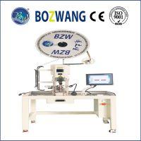 BZW-2T-D自动调节压力伺服端子机 汽车线束端子机精密型压接机