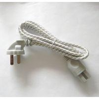 公牛J4铜芯电饭煲线梯型接口1.5米阻燃电热水壶电源线电脑线