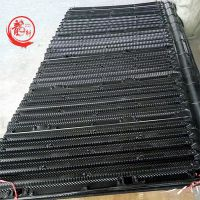 供应PVC材质BAC填料方形逆流BAC填料尺寸——河北龙轩