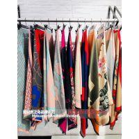 双十一北京市品牌女款围巾折扣批发一手货进货渠道