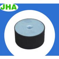 厂家直销橡胶减震器 圆柱橡胶平垫DE/DD型包胶螺丝减震柱橡胶减震垫
