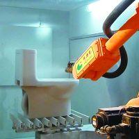 新力光喷漆机器人,家具喷涂不用请工人,机器人代替人工