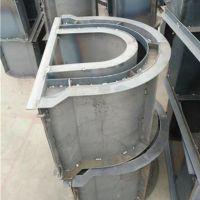 水泥预制流水U型槽模具操作简单易脱模