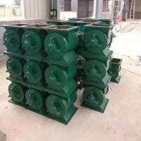 河北庆功YJD-04星型卸灰阀 星型卸料器 闭风器 异形定制