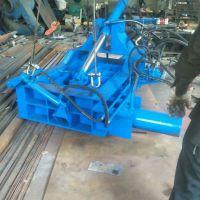 厂家直销废旧金属打包机 全自动液压下脚料 自行车铁丝压块机
