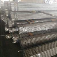 爆款养殖大棚专用热浸锌钢管 热镀锌钢管DN20-DN100规格齐全
