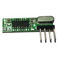 原厂直销WL101 无线接收模块 433/315M 警报器无线超外差RF模块
