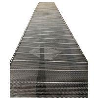 浙江生产不锈钢网带链条流水线耐高温输送带经久耐用