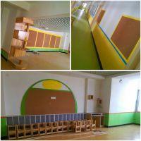 济南软木板厂家 1MM,2MM,3MM彩色软木板 高密度软木墙裙批发