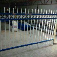 锌钢围墙 宁波欧式栅栏厂家 双横梁锌钢护栏