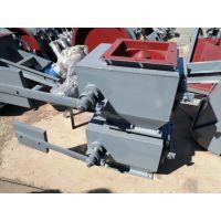千瑞厂家直供 双层重锤翻板卸灰阀 质优价廉