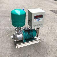 德国威乐卧式离心水泵MHI203不锈钢变频泵小户型自来水加压泵水塔抽水泵家用小型泵