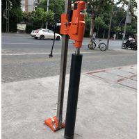 东硕机械供应多功能钻孔取芯机小型电动水钻机