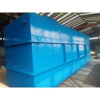 生活污水处理设备结构组成及应用