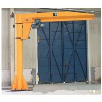 车间轨道式 立柱式起重机 定做悬臂吊 开诚移动式悬臂吊