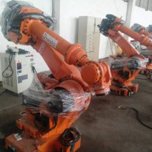 那智搬运码垛机器人ST166T纸箱搬运码垛机械臂