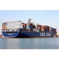 广东清远到上海奉贤集装箱海运运输门对门操作流程