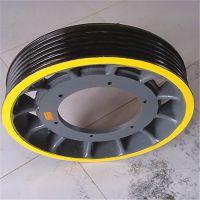 电梯曳引轮 三菱电梯曳引轮620*6*12 耐磨静音随货产品检测合格证书