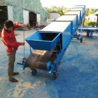 都用-仓库装车输送机定做 袋装滑石粉输送机 水泥发泡板皮带机
