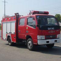 1吨消防车,水罐消防车,东风消防车,江特牌JDF5041GXFSG10型水罐消防车