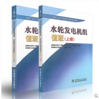正版】水轮发电机组值班(上下册)(水电厂生产人员岗位技能培训教材) 中国电力出版社