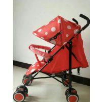 婴儿推车可平躺可坐高景观婴儿车手推车轻便折叠