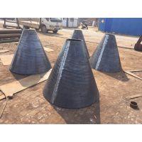 常州鑫涌牌大口径对焊异径管 卷制20#碳钢设备专用变径锥体