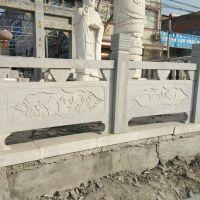 厂家供应 花岗岩石雕桥栏杆 产地货源石雕栏杆