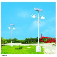 绿色能源路灯,超高亮灯具作为光源, 安全、无污染,江苏