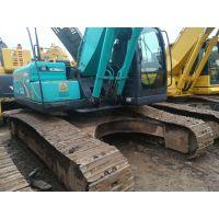 神钢210超8二手挖掘机出售海关进口挖掘机