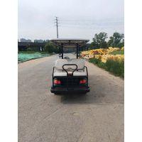 南京四轮带电动观光车8座高尔夫球车