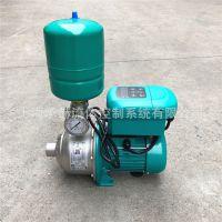 威乐恒压变频增压泵MHI204三相冷热水循环增压变频泵0.55kw优惠价