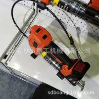 电动黄油枪工具套装高压黄油枪汽保工具锂电池500CC黄油机