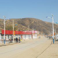 5米光伏LED太阳能路灯厂家 批发价