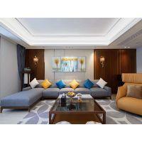 设计师品牌家居 客厅家具效果图