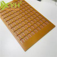 直营电工绝缘板 耐高温电木 胶木板精雕加工