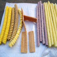 商用小型食品膨化机 优质玉米棍机 柴电两用食品膨化机设备