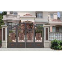 别墅大门装修设计效果图片大全,别墅大门柱子效果图-供应商网