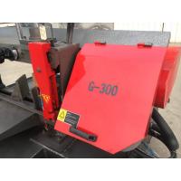 宁瑞JYG-330 剪刀式半自动液压切割带锯床 JYG-330 剪刀式半自动液压切割带
