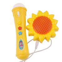 儿童麦克风玩具早教益智话筒儿童扩音唱歌 宝宝锻炼胆识