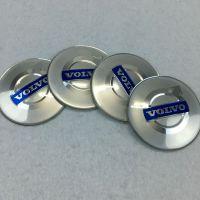 沃尔沃轮毂盖 汽车轮胎轮盖标 轮毂贴标65MM 专供亚马逊速卖通