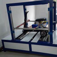 正杰仪器ZJ-147三轮车耐用性测试机 轮椅车双辊疲劳试验机