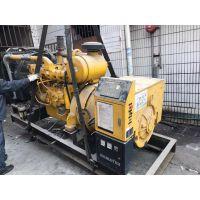 二手日本KOMATSU/小松柴油发电机回收小松静音柴油发组收购