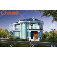 轻钢别墅 农村自建房 轻结构房屋 节能环保型住房