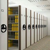 webber密集柜档案室密集架财务凭证柜定做