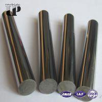 株洲硬质合金YL10.2精磨刀具刀杆钨钢圆棒φ12*75.5MM 钨钴合金圆形棒材