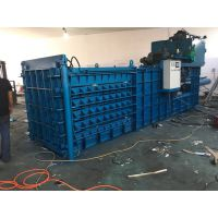200吨卧式液压打包机多少钱卧式秸秆打包机卫生纸压包机视频